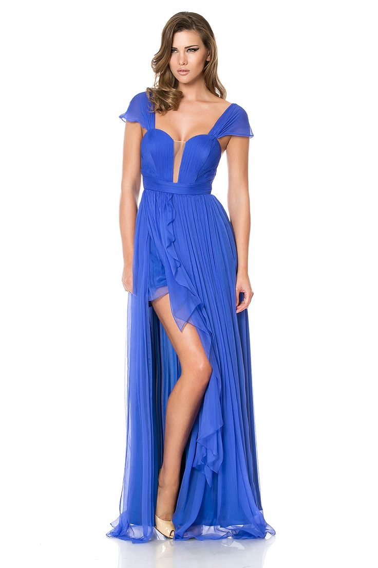 Cristallini cocktail dress for exquisite events. Wear them for an unforgettable look.