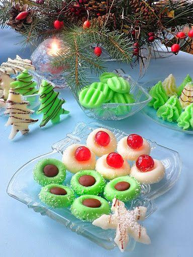 Коледни ментовки