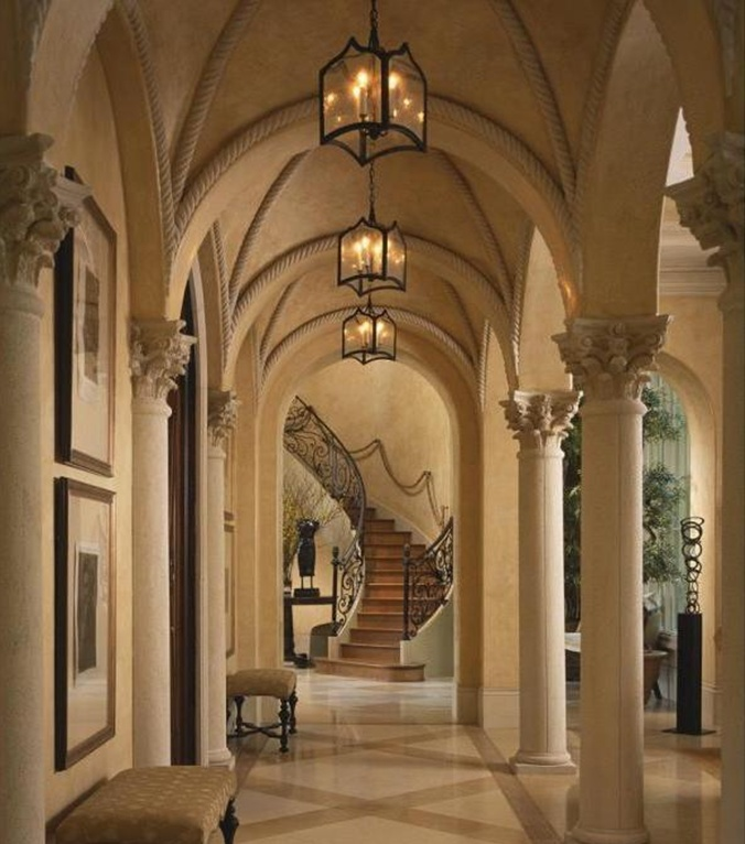 Classic For The Home Pinterest Interior Columns