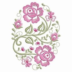 Dainty Roses 8 - 2 Sizes! | What's New | Machine Embroidery Designs | SWAKembroidery.com Ace Points Embroidery