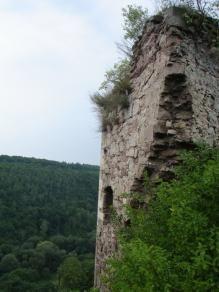 Руїни Язловецького замку 14ст..