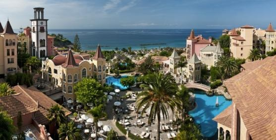 Gran Hotel Bahia del Duque Resort Tenerife... Del duque- nice little resort - the best in Tenerife.