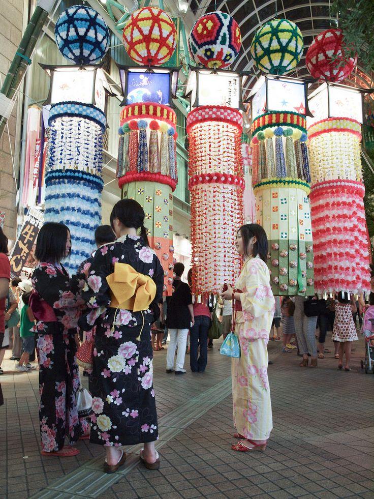 tanabata day japan