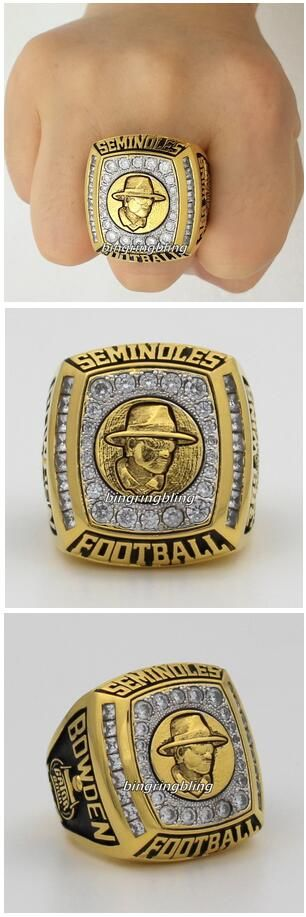 seminoles fooball ,ncaa football #FSU #FSU Champions,ring fashion,gift ideas,gator bowl #college life#gift