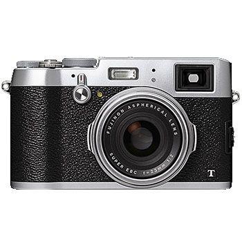 Kompakta Fujifilm Finepix X100T silver