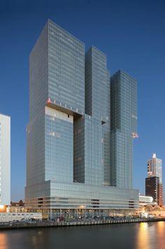 nhow Rotterdam: http://www.nh-hotels.com/nh/en/hotels/the-netherlands/rotterdam/nhow-rotterdam.html?soc=10689&nhagentid=12050&nhsubagentid=120506320689