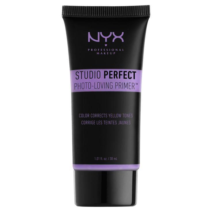 Nyx Professional Makeup Studio Perfect Primer Lavender - 1.01 fl oz, Lavendar
