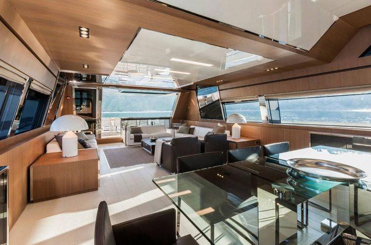 Yachts Interiors