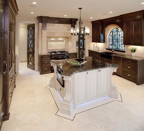 Traditional Kitchen Floor Tiles: 15 Best Tile Floors Images On Pinterest