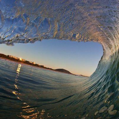 different view of Mt Coolum - Sunshine Coast, Australia