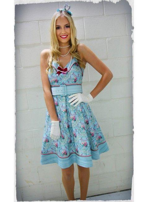 La Belle Paris Belt Dress