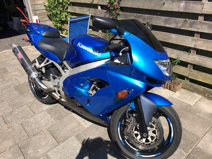 Kawasaki ZX9R #tekoop #aangeboden in de groep van #Motortreffer (zie: www.facebook.com/groups/motorentekoopmt) #motorentekoopmt #kawasaki #kawasakizx #kawasakizx9r #sportbike #sportmotor