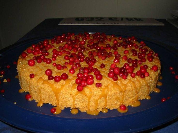 Enkelten kakku