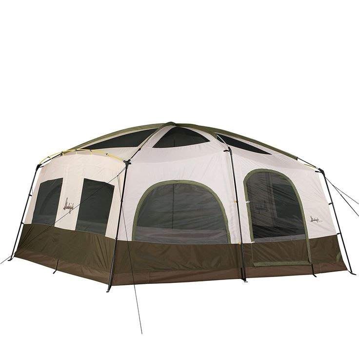 Slumberjack Grand Lodge 12-Person Tent * New and awesome outdoor gear awaits you, Read it now  : Hiking tents