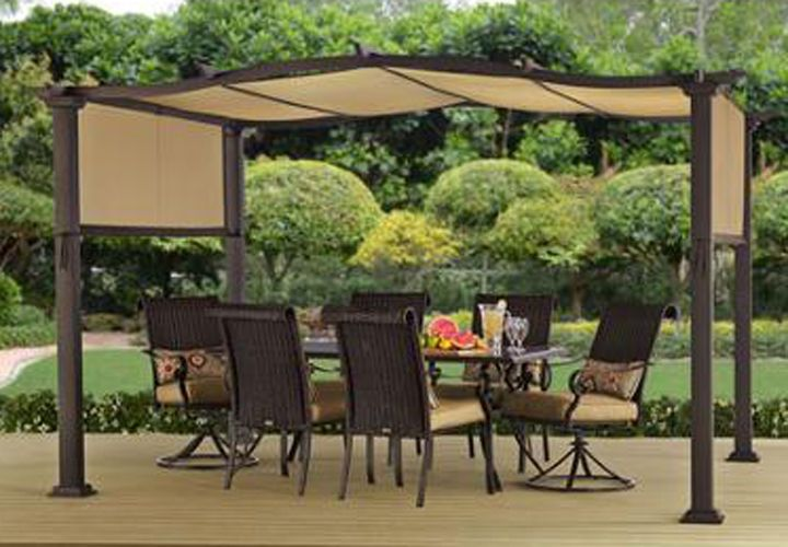 1000 ideas about gazebo canopy on pinterest grill gazebo canopies and tvs - Gazebo get upcoming barbecues ...