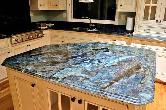 Labradorite Countertop I Did Not Know They Made Them Out