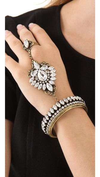 AUDEN Marseilles Ring Bracelet♥✤ | Keep the Glamour | BeStayBeautiful