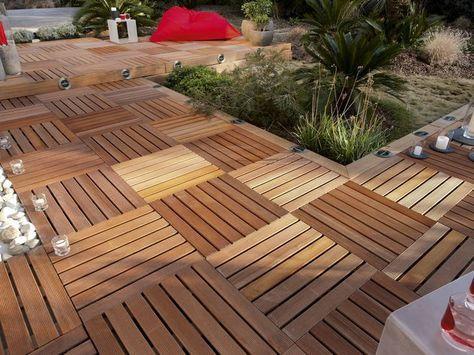 9 best terasse images on Pinterest Backyard furniture, Furniture - couler une terrasse en beton