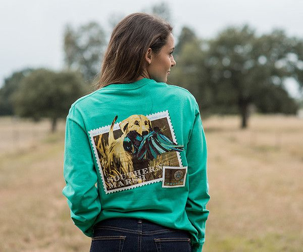 Southern Marsh Collection — Southern Marsh Pheasant - Long Sleeve