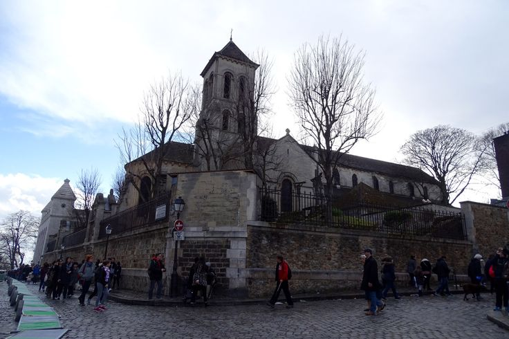 Eglise Saint Pierre de Montmartre, Paris