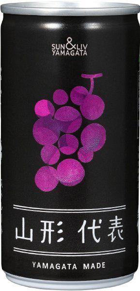 ユアーハイマート 山形代表 ぶどう(赤) 190g×30本:Amazon.co.jp:食品、飲料、スイーツ、お酒、ギフト
