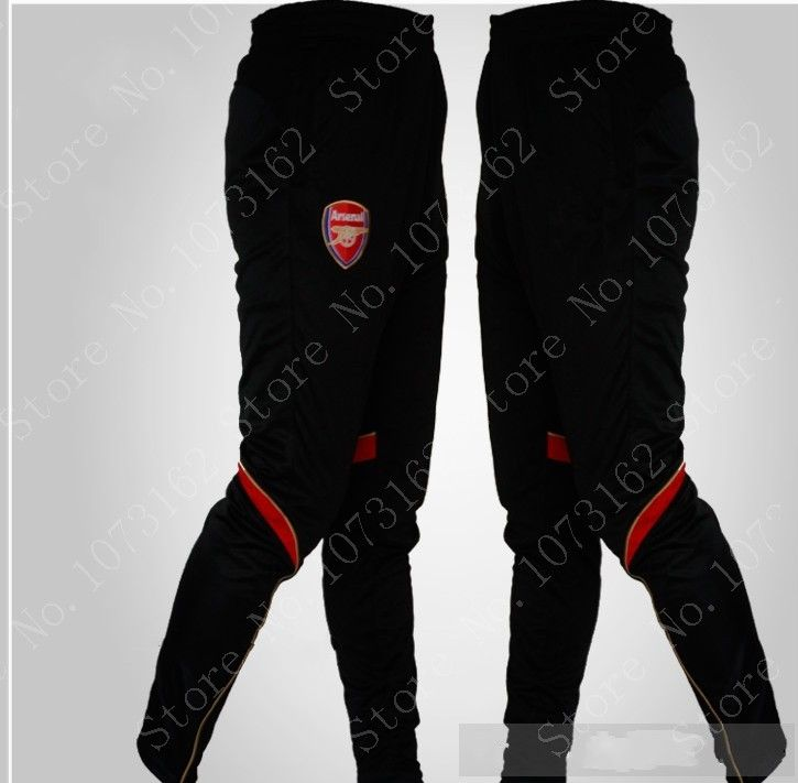 Arsenal Man Sweatpants Boy Soccer Football Trousers Men Sportwear Training Sports Athletic Long Pants Trouser Tights Gym Jogging $27.50