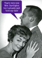 Hold My Calls