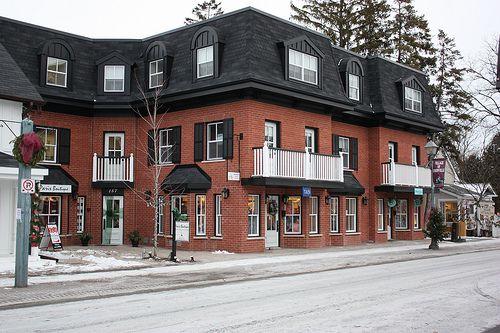 Unionville, Ontario - Gilmore Girls