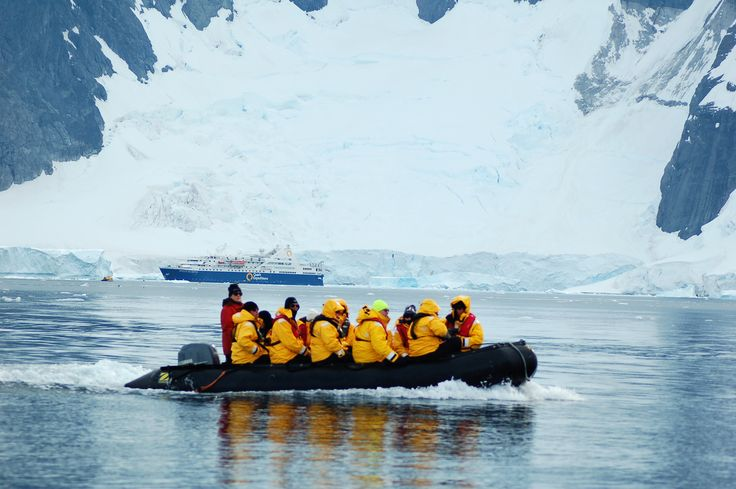 Win an Adventure Trip to Southern Chile and Antarctica with a friend!