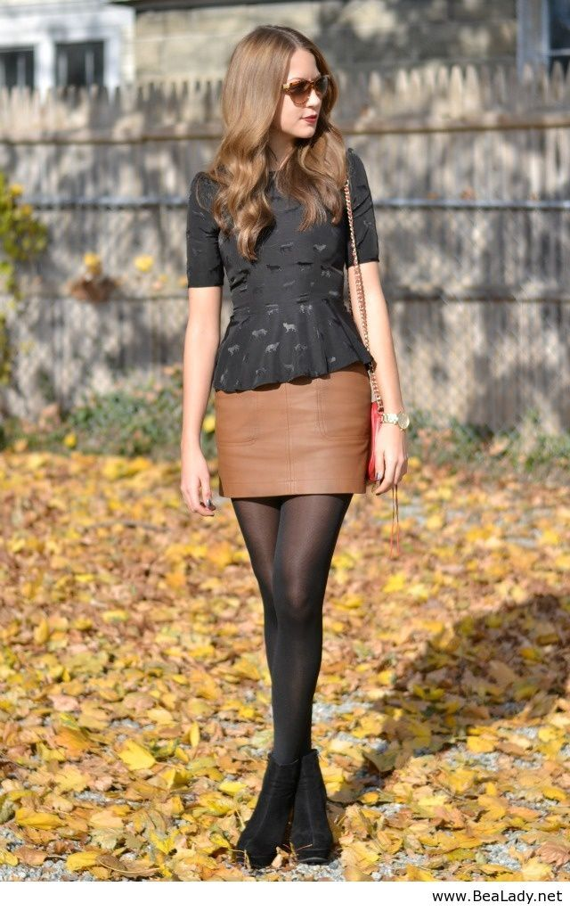 27 best leather skirt images on Pinterest | Leather mini skirts ...
