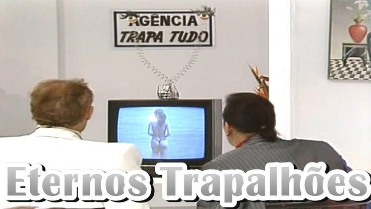 Os Trapalhões - A Televisão Ultra Sensitiva.