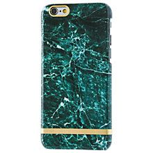 Richmond & Finch Marble Glossy iPhone 6S (grønn)