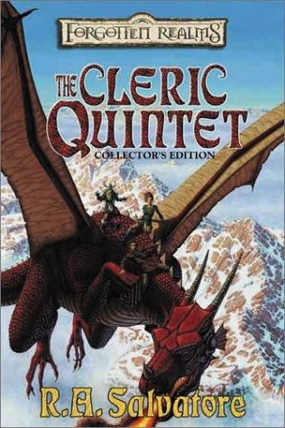 Forgotten Realms: The Cleric Quintet Collector's Edition by R. A. Salvatore    by    R A Salvatore