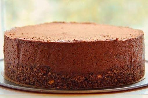 Шустрый повар.: Трюфельный шоколадный торт