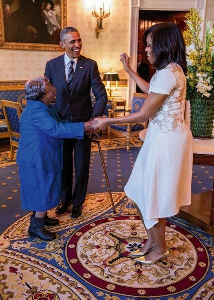 Le rideau va bientôt se refermer sur sa présidence. Leur présidence, pourrait-on écrire, tant Michelle aura été cruciale pour le parcours de son mari....