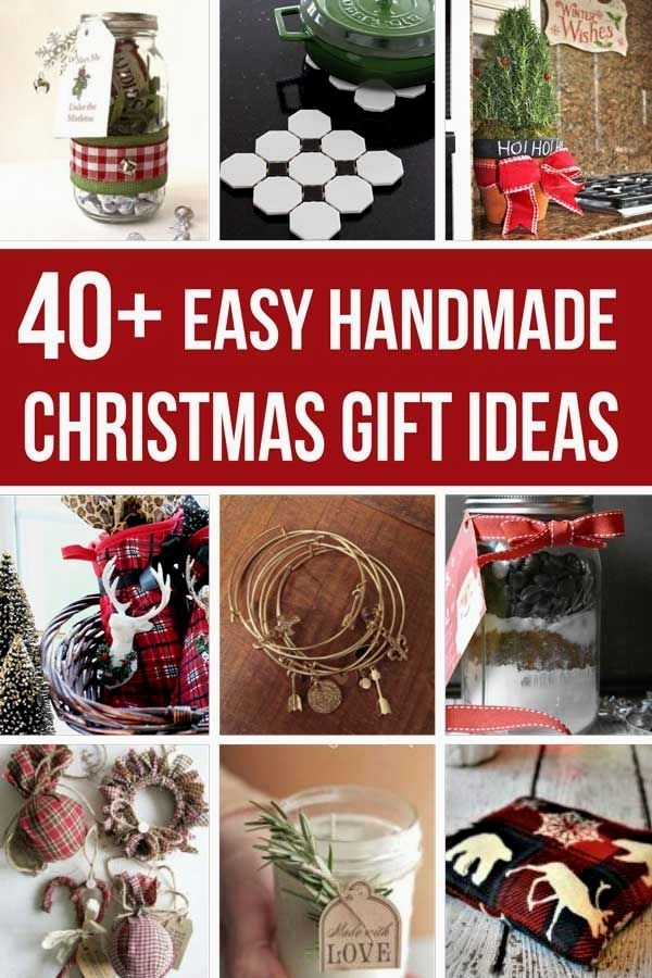 45 Cheap Gift Ideas You Can Make For Less Than 10 In 2020 Cheap Christmas Gifts Easy Handmade Gifts Diy Crafts For Gifts