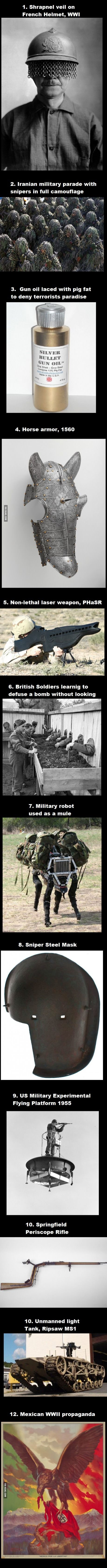 Collection of interesting pictures I found over the years, Part 20: Military (look at my posts for the other parts)