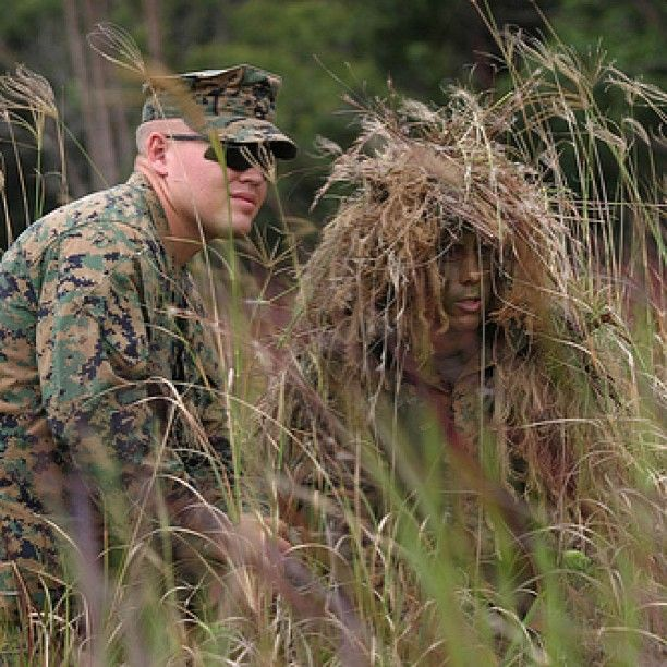 USMC Scout Sniper School Snipers Armed forces, Military