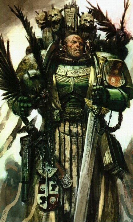 A Company Master of the Chapter is the Dark Angels' equivalent to the standard Space Marine Captain of other Chapters. A Company Master leads each of the 10 companies of the Dark Angels and ultimately falls under the command of the Supreme Grand Master. Every Master within the Chapter serves as a member of the Inner Circle, although even at this rank he is not privy to the entire truth surrounding the Chapter's dark past or all of the Chapter's many secrets.