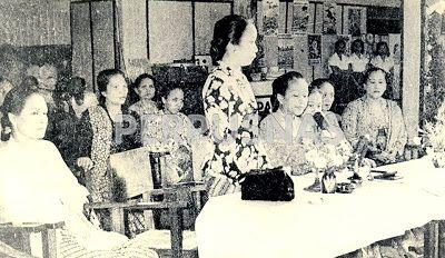 """Info Berita Baru Terbaik: foto """"Kongres Wanita Indonesia, Nopember 1950 di J..."""