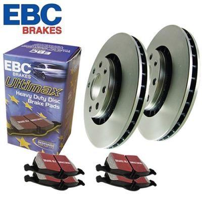 EBC Brakes EBC Brakes Stage 1 Premium Street Brake Kit - S1KR1176 S1KR1176 Disc Brake Pad and Rotor… #AutoParts #CarParts #Cars #Automobiles