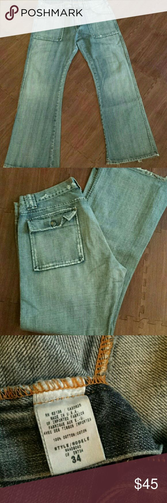 Men's Guess Jean Gently used, great condition! Guess Jeans