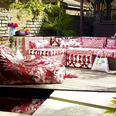 In The PinkGardens Ideas, Outdoorliving, Patios Design, Outdoor Seats, Outdoor Living, Outdoor Entertainment Area, Outside Spaces, Outdoor Spaces, Outside Patios