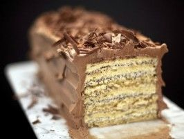 Seven Layer Cake for Passover : Recipes : Cooking Channel