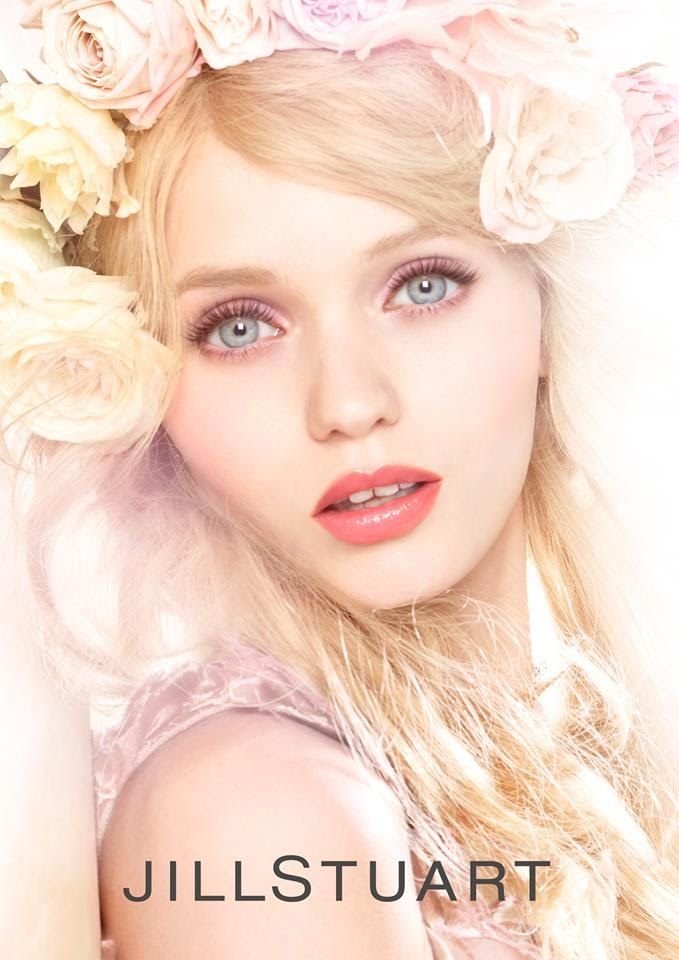 Abbey Lee Kershaw for Jill Stuart F/W13