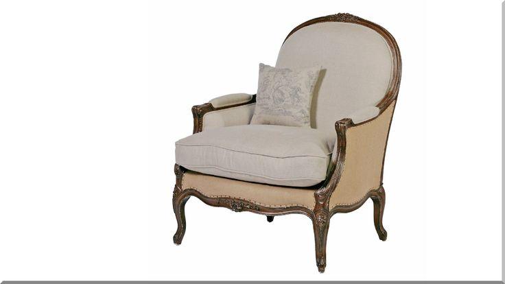 Kényelmes fotel, vintage bútor