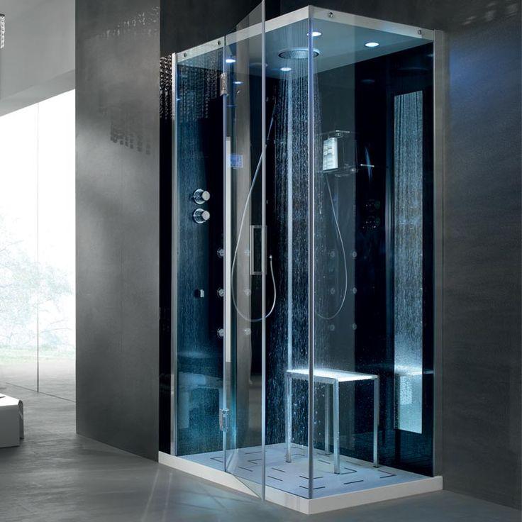 17 migliori idee su cabine doccia su pinterest sedile doccia docce e bagno con doccia. Black Bedroom Furniture Sets. Home Design Ideas