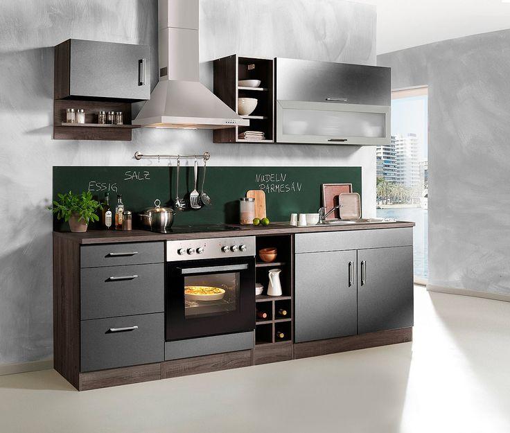 Mer enn 25 bra ideer om Küche mit elektrogeräten på Pinterest - k chenzeile mit elektroger ten gebraucht