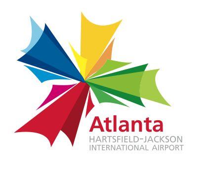 Logos by Leilani Silversten: Logos, Pinwheels, Atlanta Airports, Cities Branding