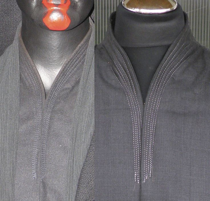 Star Wars - Darth Maul costume reproduction walkthrough